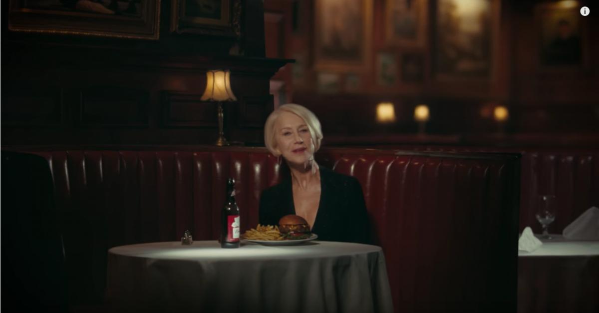 Budweiser SuperBowl Commercial