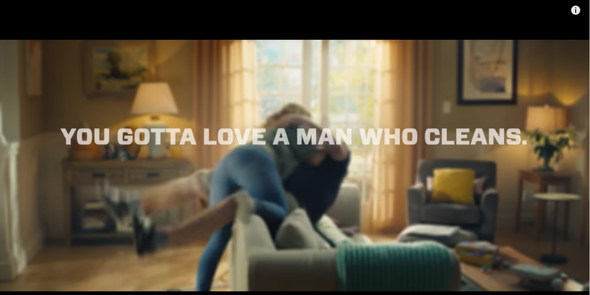 Mr. Clean SuperBowl Ad