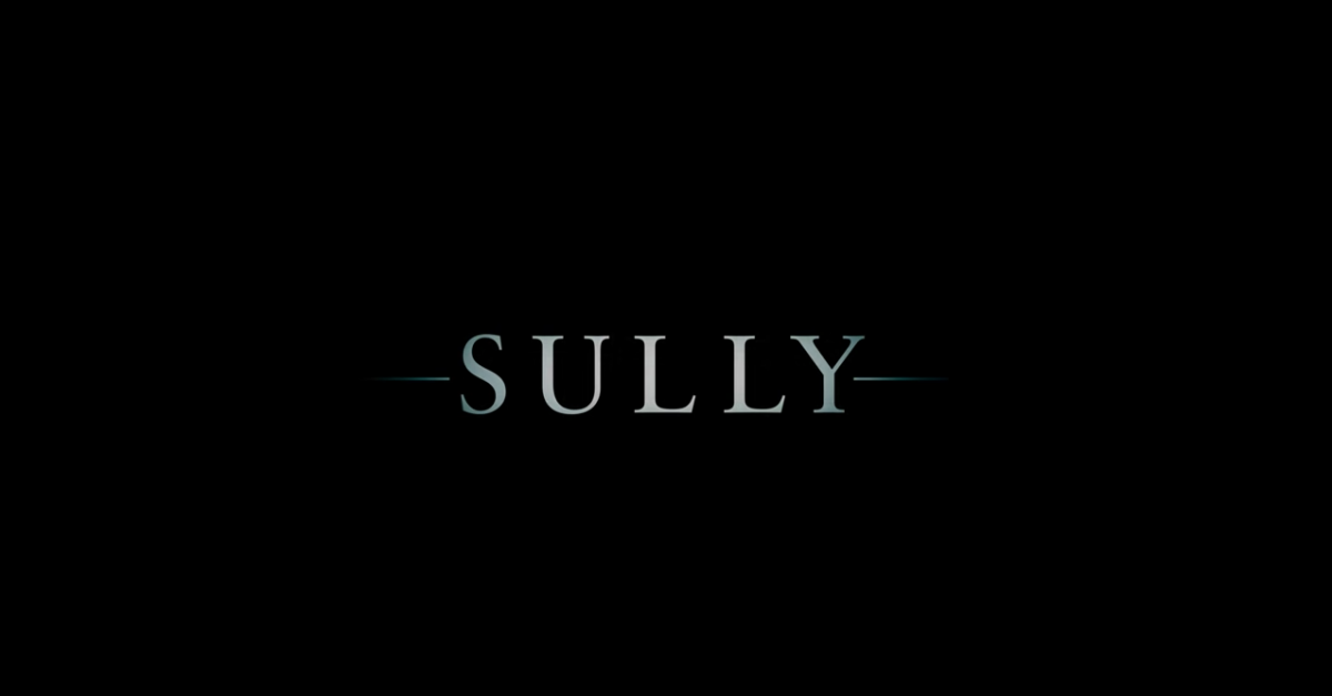 Sound Editing Oscar Nomination for SULLY