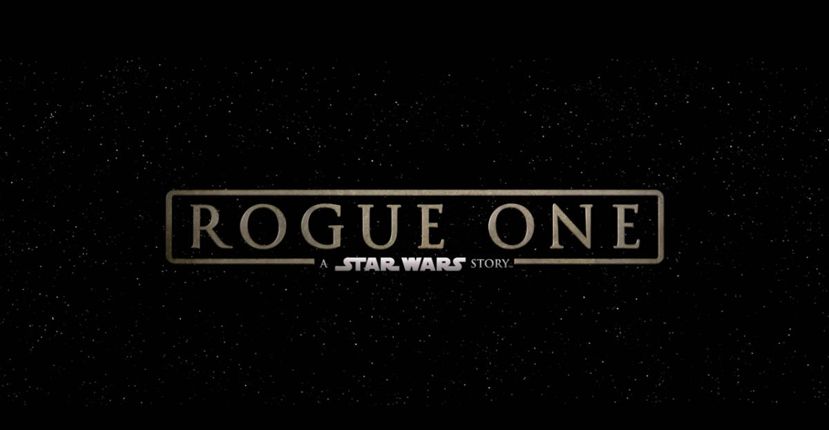 Best Sound Mixing Nominee ROGUE ONE A Star Wars Story
